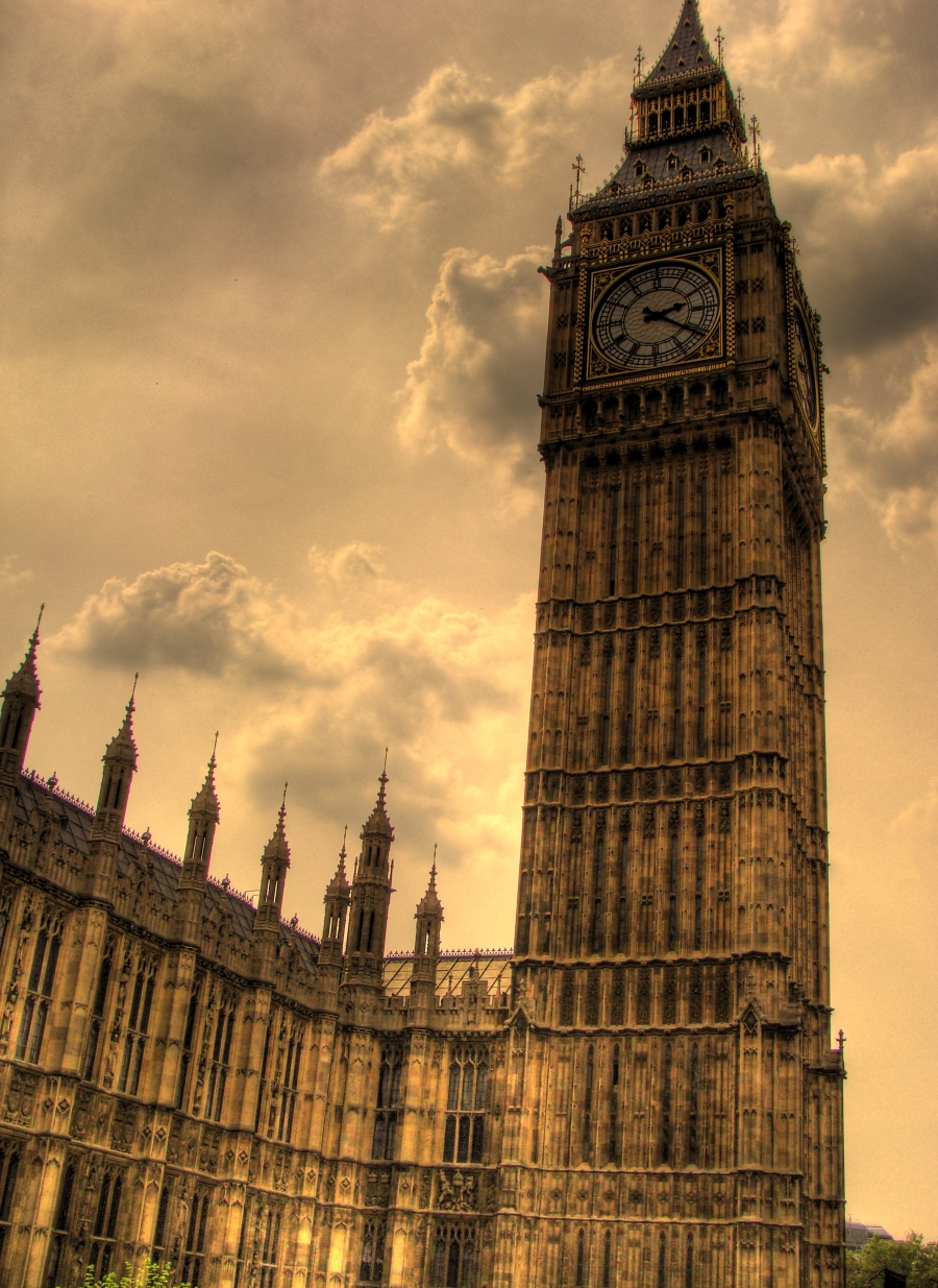 HDR of Big Ben